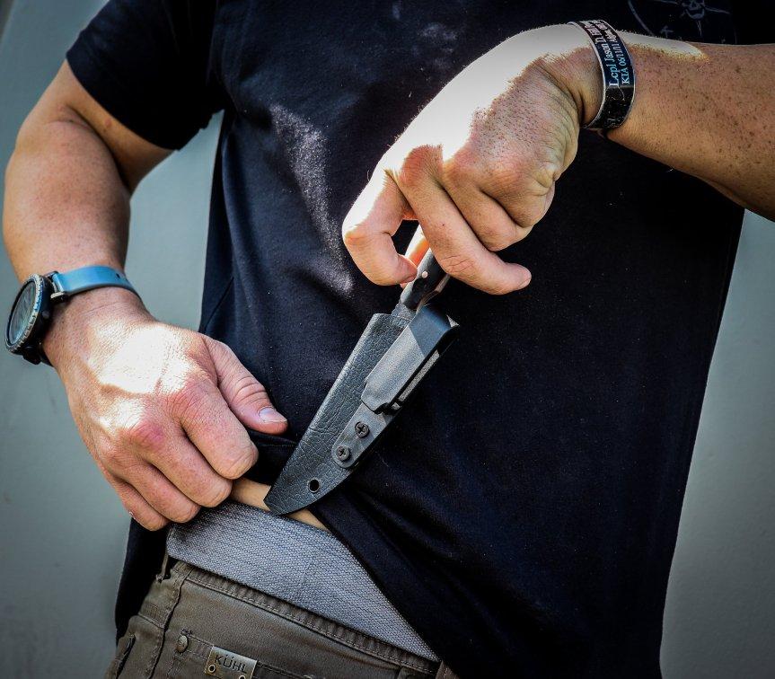 toor knives krypteia tactical knife concealed knife tactical blade 60 rockwell CPM3V 5