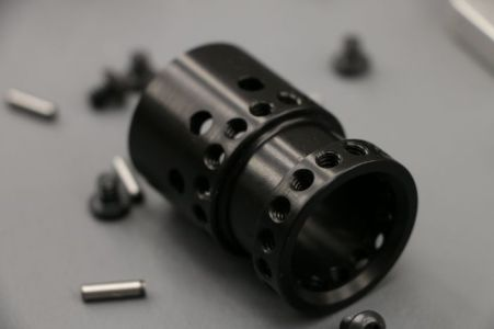 v seven weapon systems mlok handguard 10 inch ar15 rail lithium aluminum 2099 ar15 light weight rail ULIGHT 10ML 6