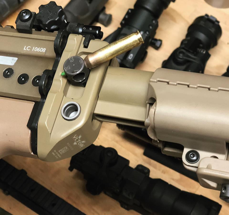VLTOR DITCHES THE SCAR UGG BOOT AND LAUNCHES THE SCAR RECEIVER EXTENSION/STOCK ADAPTER