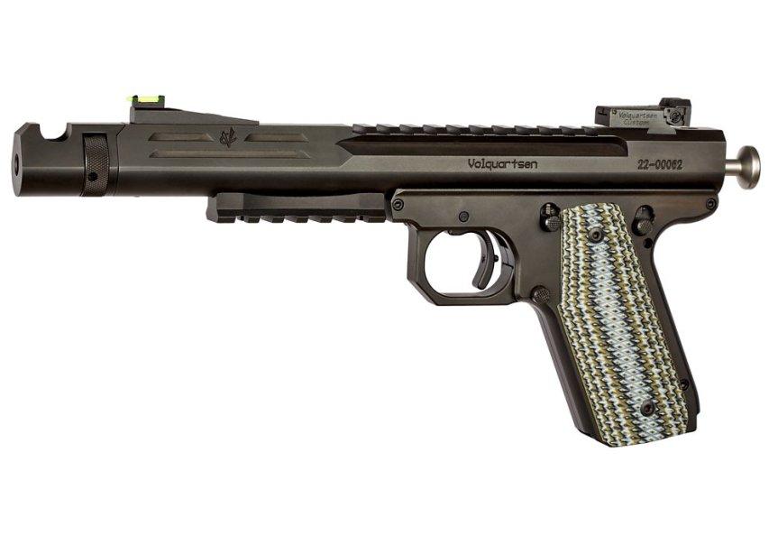 volquartsen scorpion 22wmr 22mag pistol 22hunting pistol 22mag target pistol 1