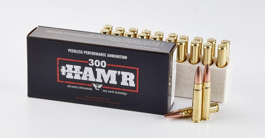 wilson combat 300HAMR 300 hamr 300blackout ar15 300 hamr long range ar15 markesmen tactical black rifle 1