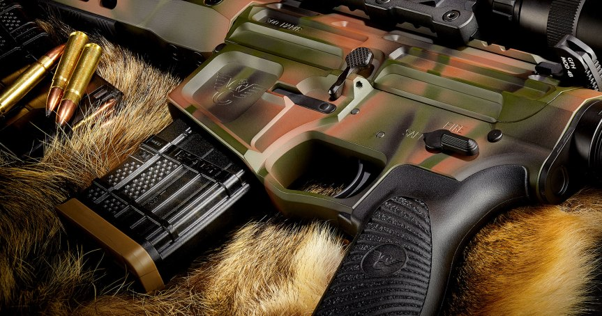 wilson combat 300HAMR 300 hamr 300blackout ar15 300 hamr long range ar15 markesmen tactical black rifle 6