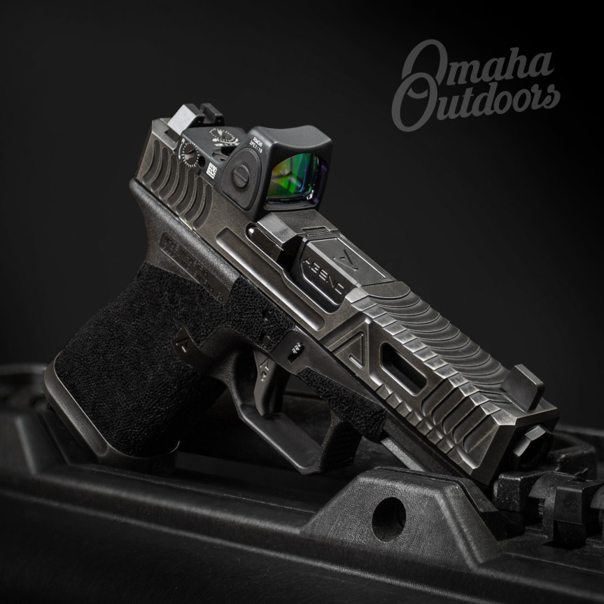 agency arms cipher slides glock 19 cipher cypher glock omaha outdoors custom glock cipher gen 3 glock attackcopter G19-G3-CIPHER-GOLD-RM06 G19-G3-CIPHER 8