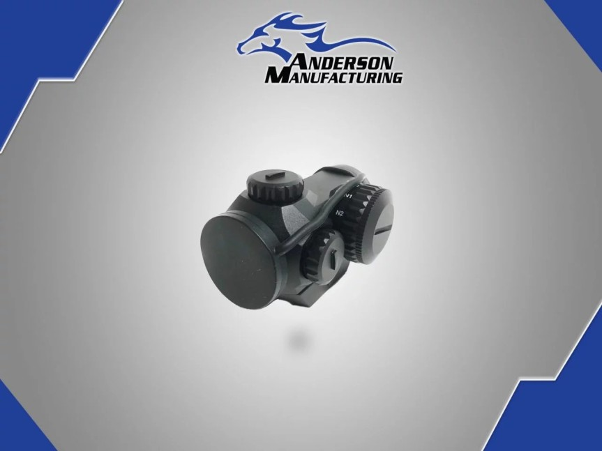 anderson manufacturing advanced micro red dot optic ar15 red dot affordable optics poverty pony red dot moa spec ar15 black rifle attackcopter 711841564087 B2-J120-0000 2