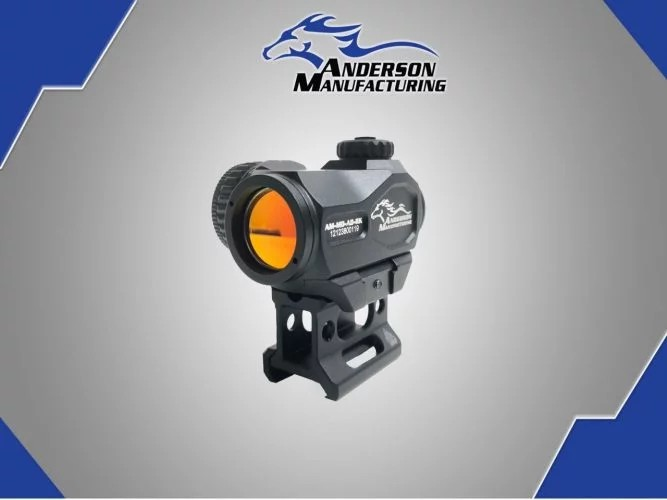 anderson manufacturing advanced micro red dot optic ar15 red dot affordable optics poverty pony red dot moa spec ar15 black rifle attackcopter 711841564087 B2-J120-0000 4