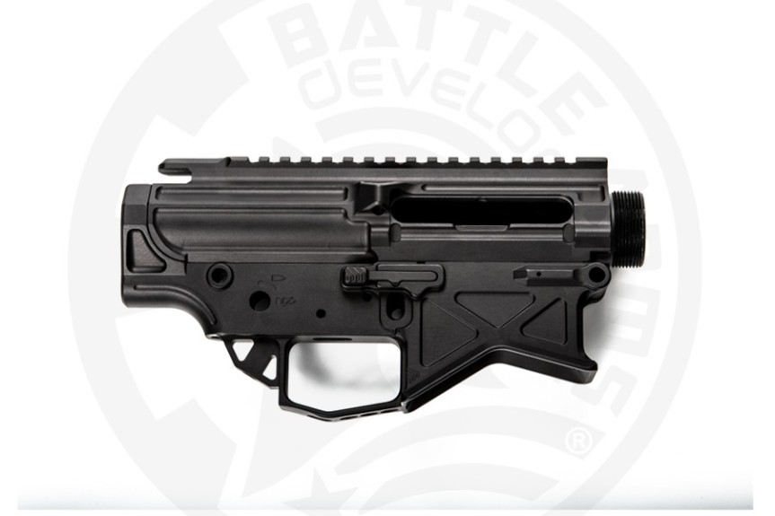battle arms development ar10 ar-10 billet receiver set stripped ar10 receivers dpms pattern black rifle ar15 attackcopter bad762 1