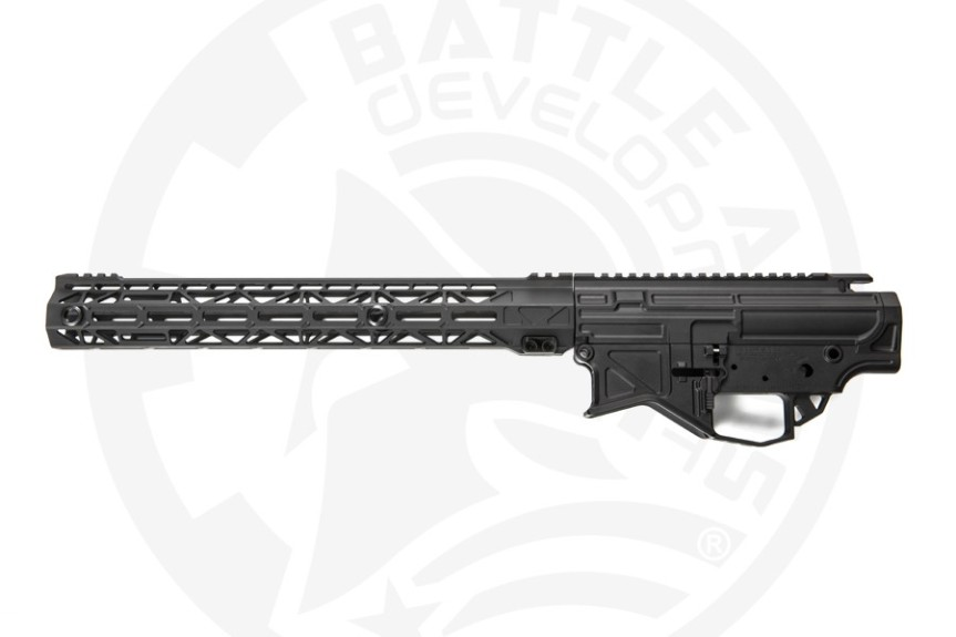 battle arms development ar10 ar-10 billet receiver set stripped ar10 receivers dpms pattern black rifle ar15 attackcopter bad762 2