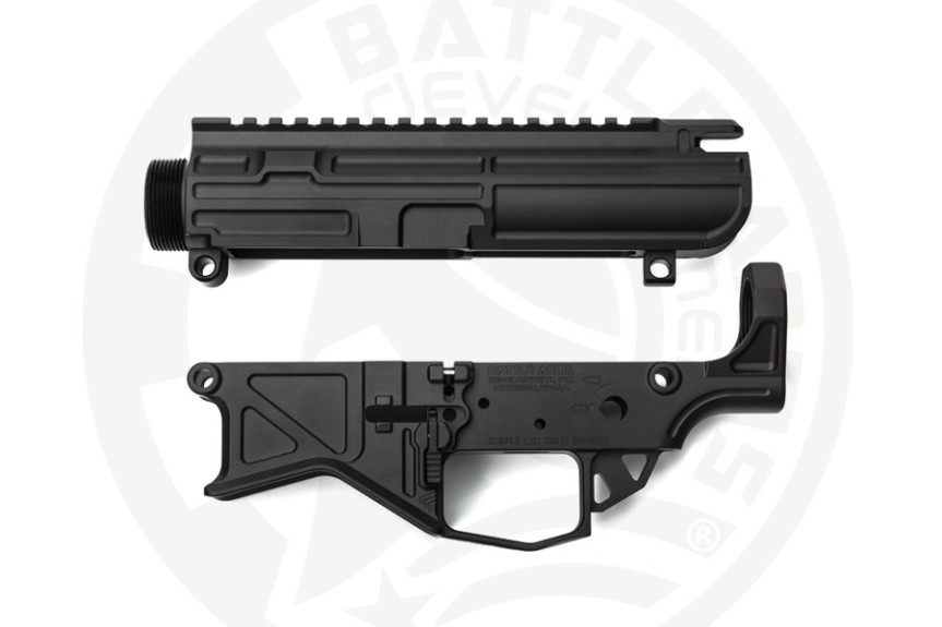 battle arms development ar10 ar-10 billet receiver set stripped ar10 receivers dpms pattern black rifle ar15 attackcopter bad762 3