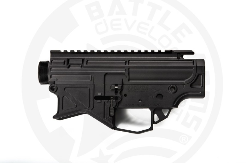 battle arms development ar10 ar-10 billet receiver set stripped ar10 receivers dpms pattern black rifle ar15 attackcopter bad762 4
