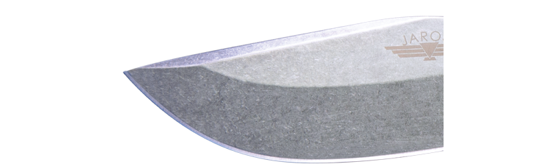 ka-bar knives JAROSZ DELUXE HUNTER FIXED BLADE KNIFE 7510 S35VN blade steel bushcraft hunter 2
