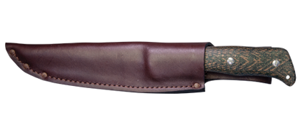 ka-bar knives JAROSZ DELUXE HUNTER FIXED BLADE KNIFE 7510 S35VN blade steel bushcraft hunter 9