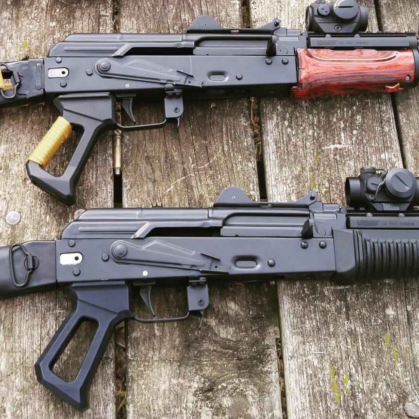 kgb llc ak47 aluminum grip ak74 aluminum grip akm metal grip tactical ak-47 ak-74 gun blog firearmblog attackcopter black rifle russian 1.jpg
