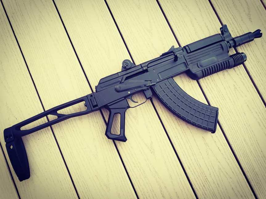 kgb llc ak47 aluminum grip ak74 aluminum grip akm metal grip tactical ak-47 ak-74 gun blog firearmblog attackcopter black rifle russian 5