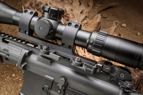 larue tactical LT204 LaRue Toolless C.A.N. QD SPR Mount LT204-K ar15 spr ar15 special forces scope mount 1-8 power scout scope black rifle attackcopter 12