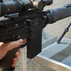 monarch arms ar10 lower receiver that takes hkg3 magazines ar10 hk91 ar-10 ptr mags fal mags in my ar10 attackcopter 5