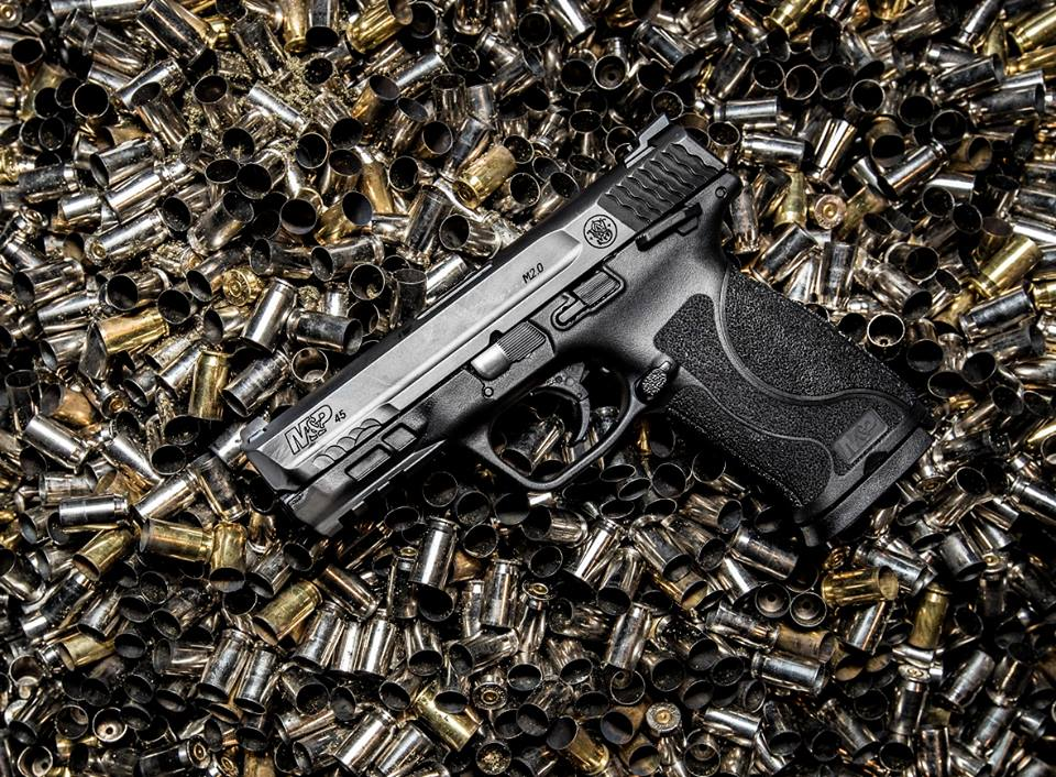 SMITH & WESSON ROLLS OUT THE M&P 45 4 INCH COMPACT IN THE M2.0 LINE OF PISTOLS