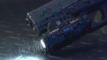 viridian weapon technologies weapon light weapon camera gun 1080p tactical light camera combo green laser 1