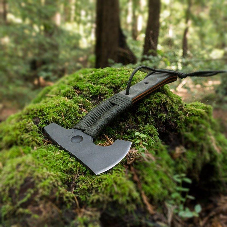 PROMETHEUS DESIGN WERX DEBUTS WENGER BLADES SPD EDITION WIGLAF HAWK bushcraft survival modern tamahawk tactical attackcopter gunblog firearmblog 40sw  7.jpg
