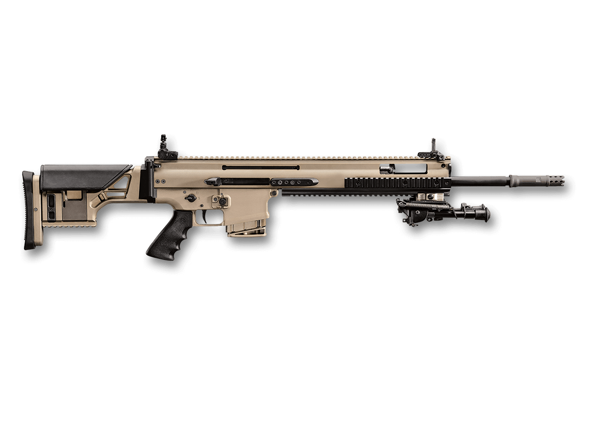 FN DEBUTS THE FN SCAR 20S PRECISION RIFLE