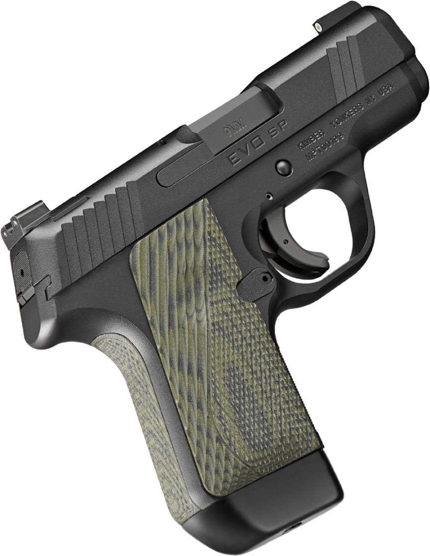 Kimber evo sp 9mm pistol kimber striker firered pistol kimber self defense 19