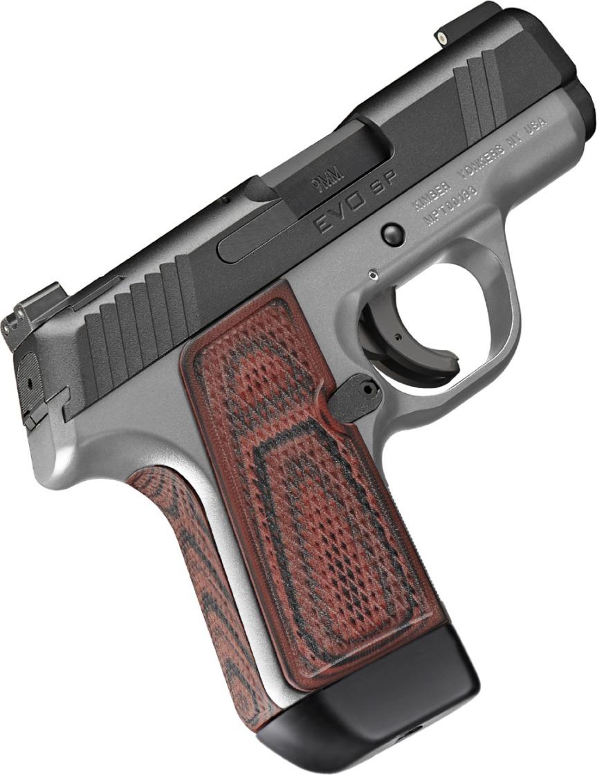 Kimber evo sp 9mm pistol kimber striker firered pistol kimber self defense 2