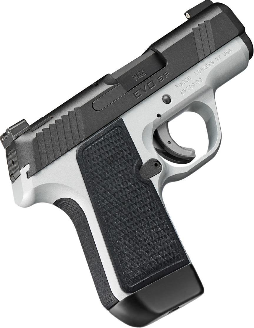Kimber evo sp 9mm pistol kimber striker firered pistol kimber self defense 25