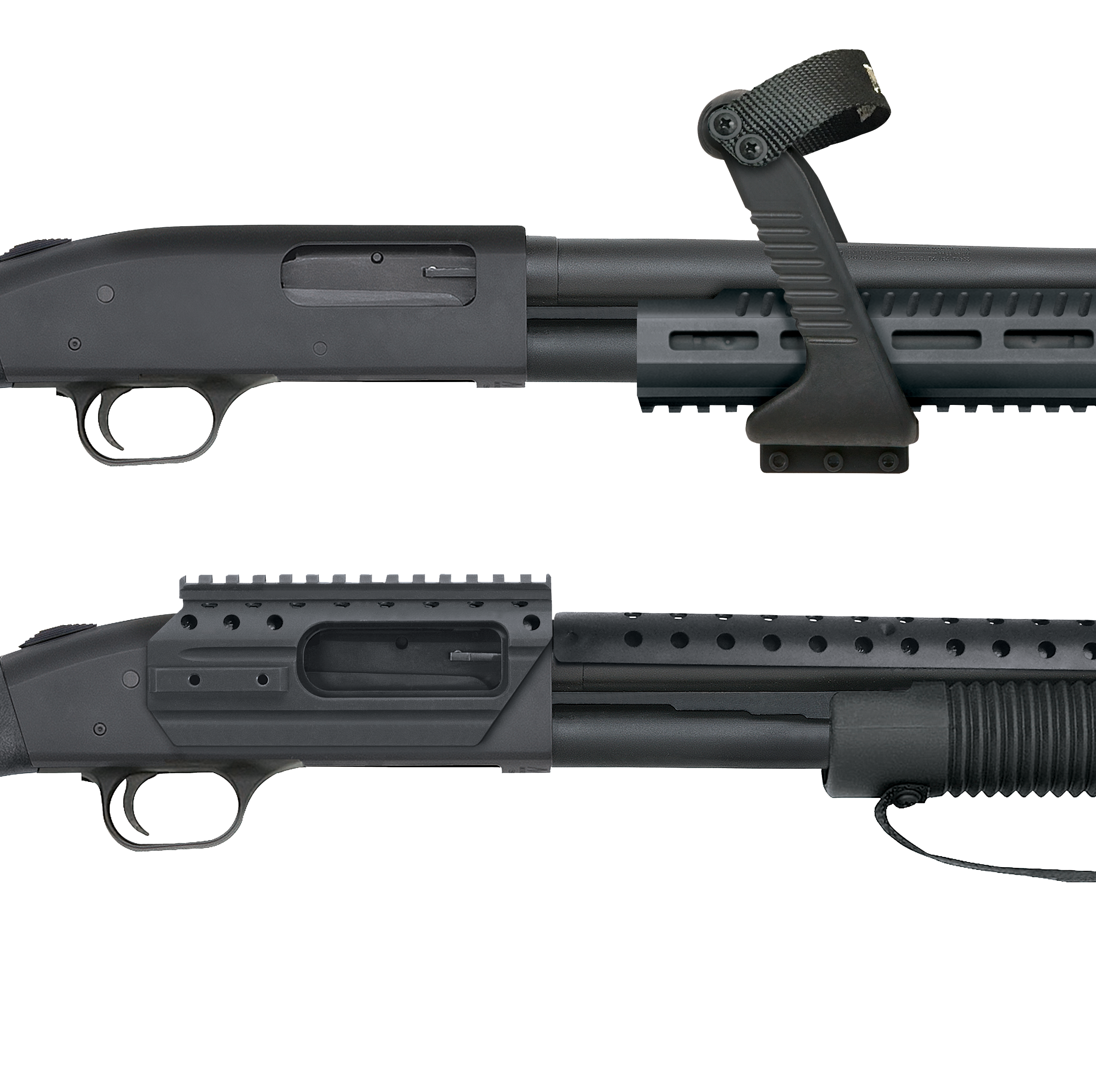 MOSSBERG LAUNCHES TWO NEW MODELS IN THE SHOCKWAVE SERIES OF FIREARMS!