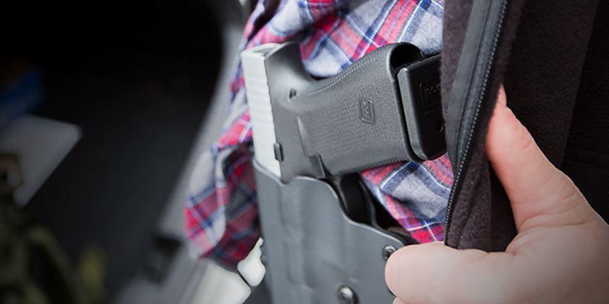 Glock G43x subcompact 9mm glock 48 compact 9mm sliver slimline glock 7