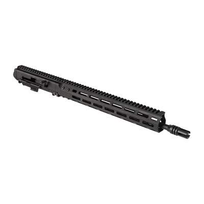 brownells brn-180 upper receiver for the ar15 piston no buffer tube folding stock ar15 1