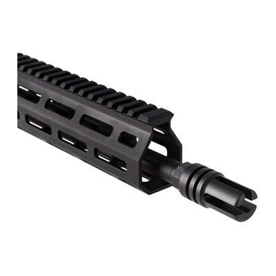 brownells brn-180 upper receiver for the ar15 piston no buffer tube folding stock ar15 2