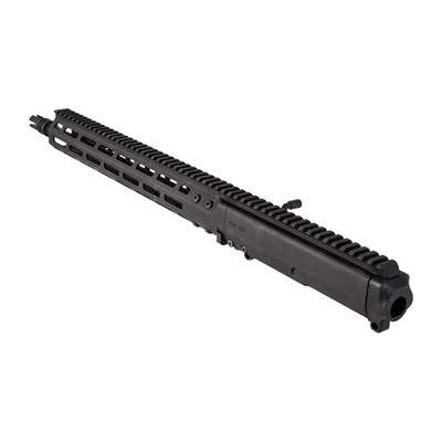 brownells brn-180 upper receiver for the ar15 piston no buffer tube folding stock ar15 3