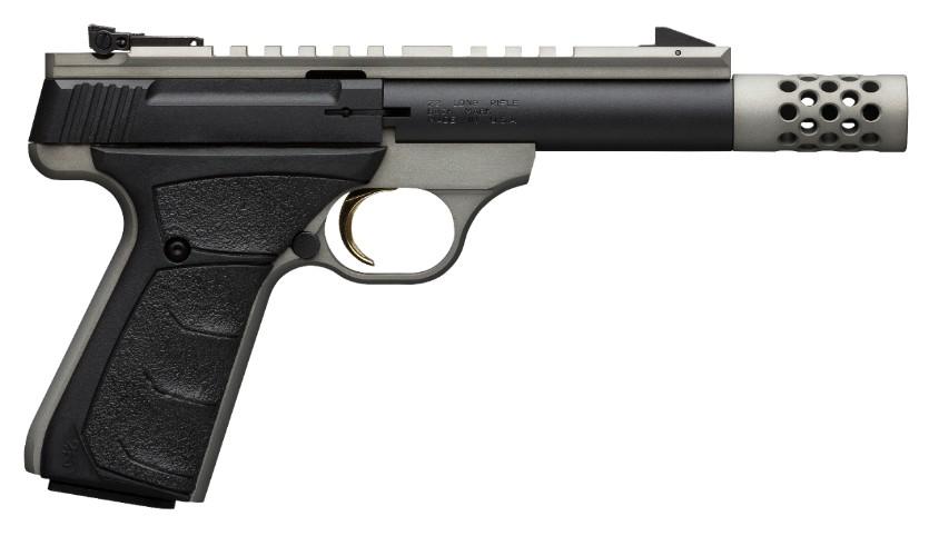 browning buck mark target micro suppressor ready pistol 23614739456 051550490 1