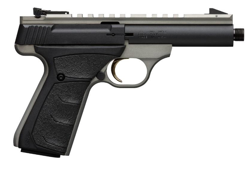 browning buck mark target micro suppressor ready pistol 23614739456 051550490 4