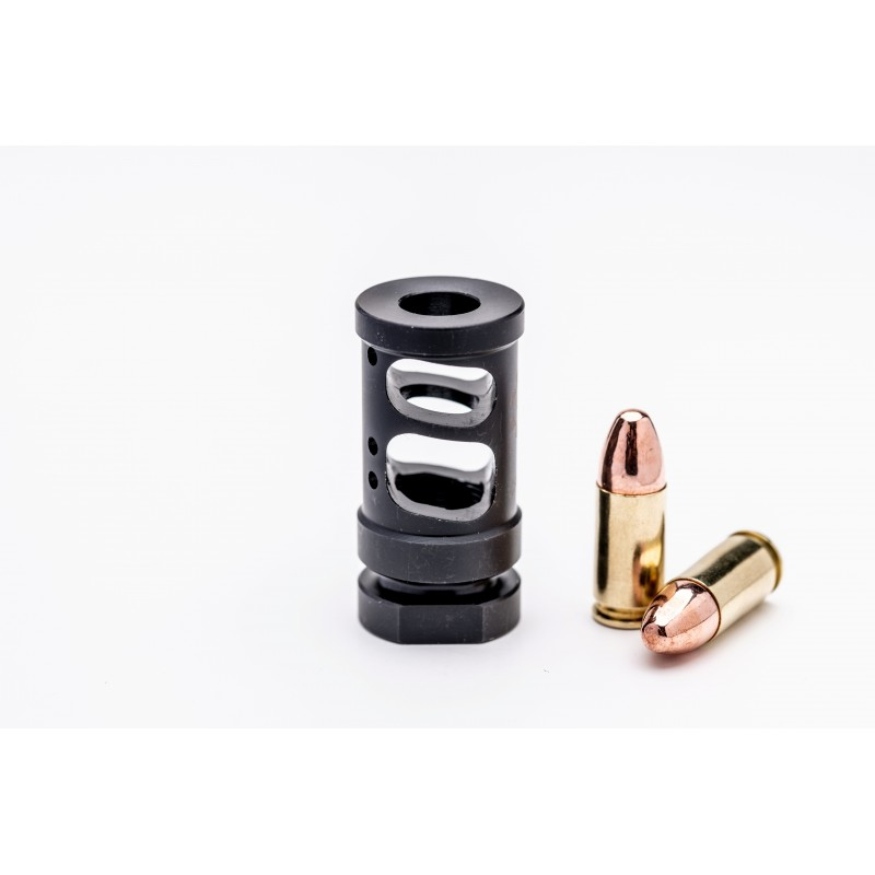 cross machine tool releases the crc-m-9mm muzzle brake! 5