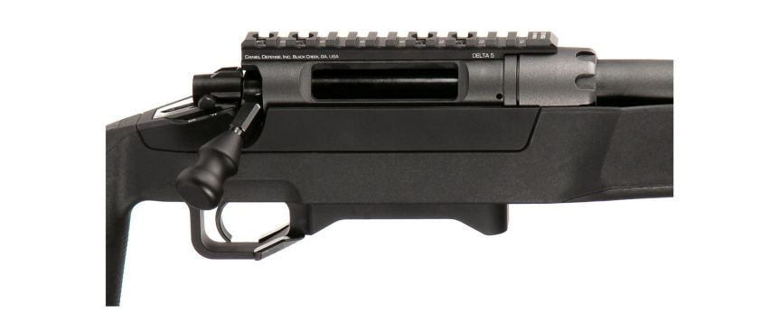 daniel defense delta 5 bolt-action rifle modular precision bolt gun sniper rifle 4