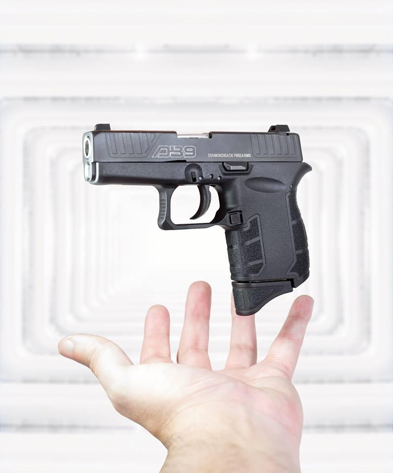 diamondback firearms db9 gen 4 micro 9mm pistol 815875011408pocket pistol the smallest 9mm handgun 1.jpg