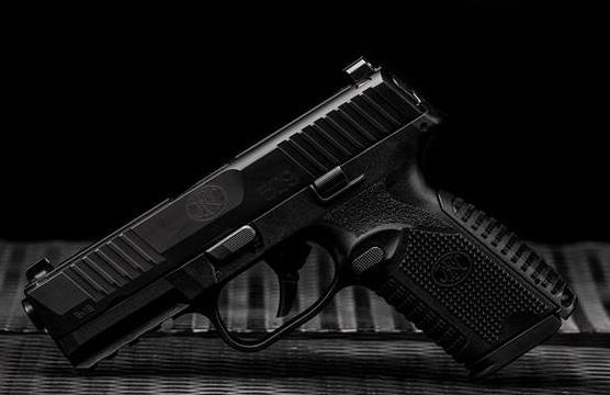 fn america fn509 midsize striker fired pistol a