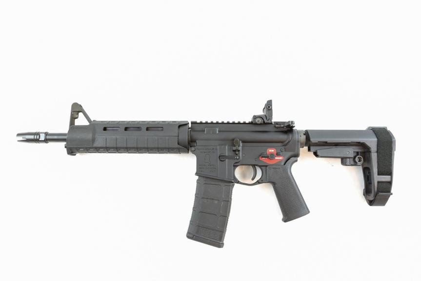 franklin armory c11-ops gas piston ar pistol 416t piston AR15  1.jpg