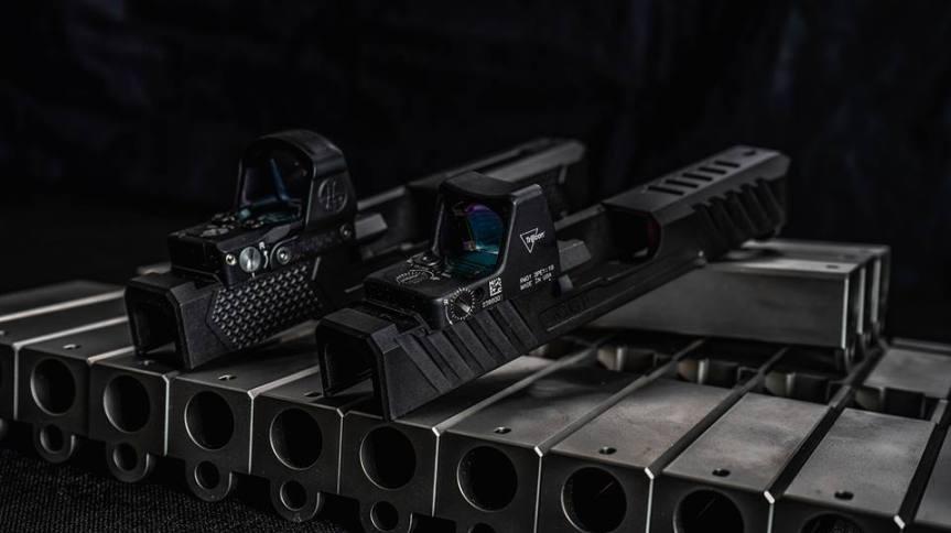 grey ghost precision v3 custom glock slide v4 custom glock slide a