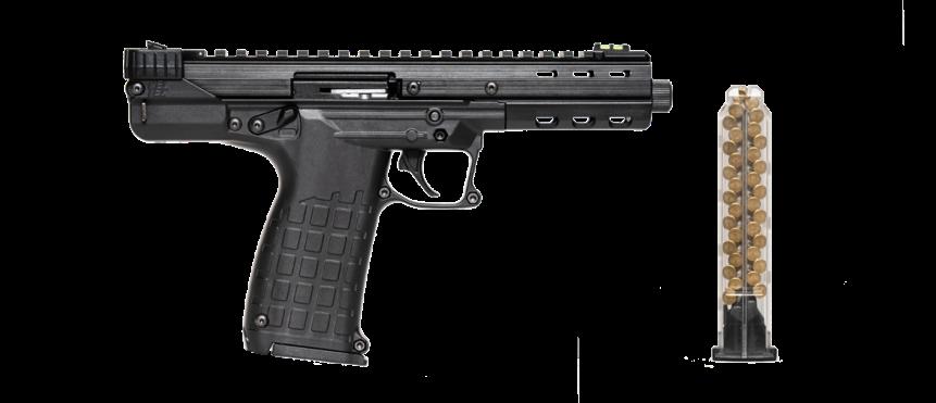 kel-tech weapons cp33 22lr quad stack magazine keltech cp-33 33 round 22lr magazine  1.png