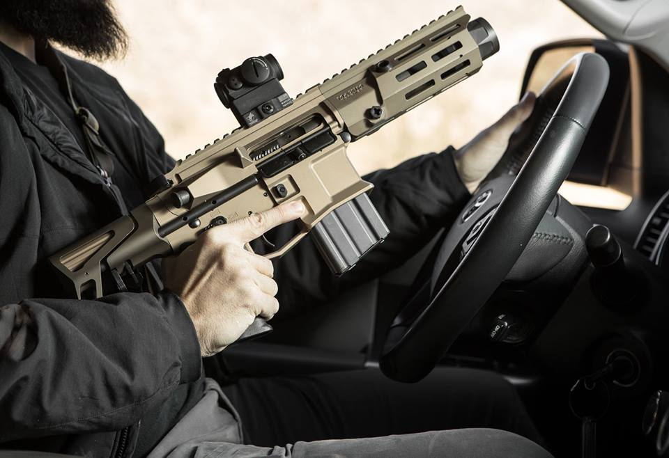 MAXIM DEFENSE ANNOUNCES THE PDX SBR AND PISTOL