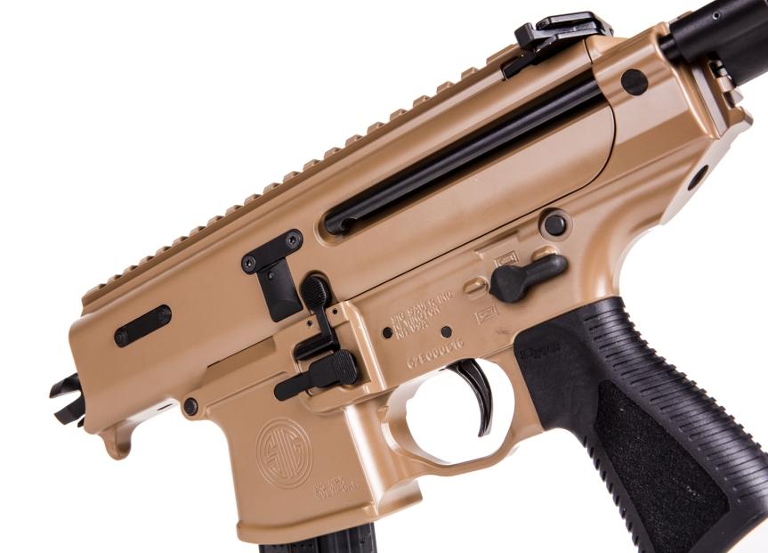 sig sauer ultra compact sig mpx copperhead pmpx-3b-ch subgun 9mm 4