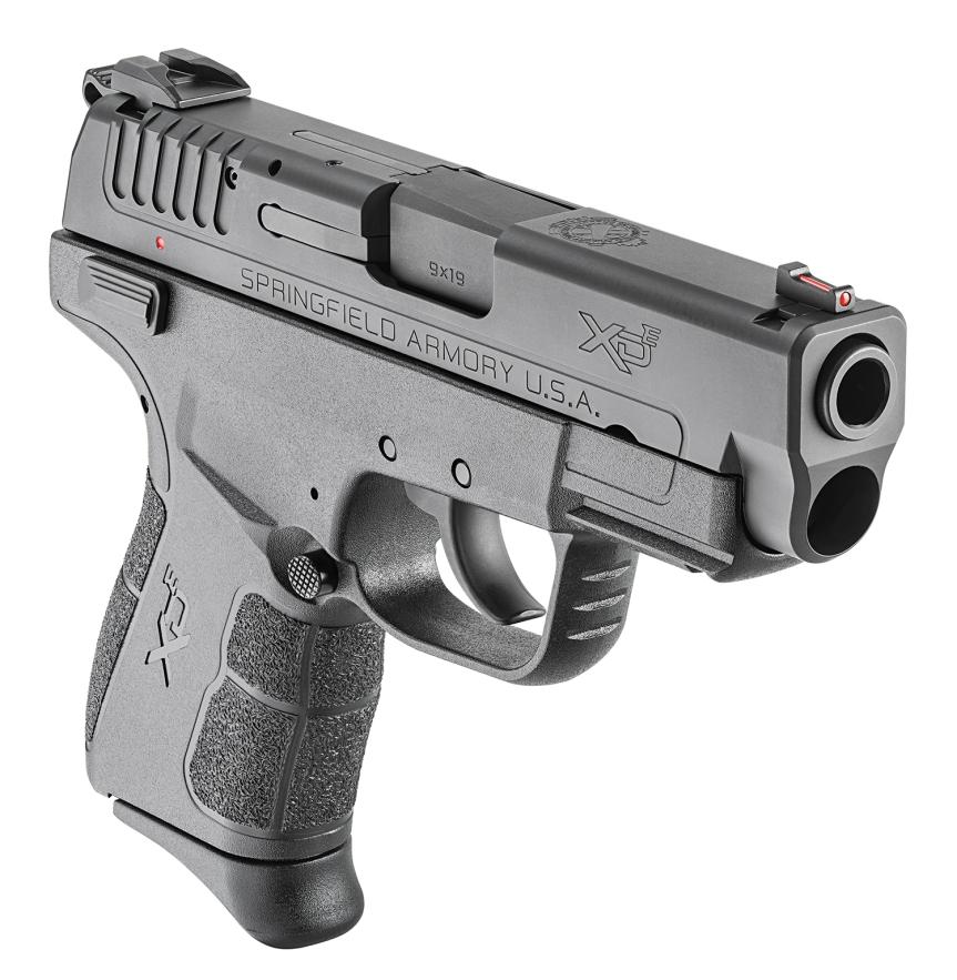 springfield armory XD-e pistol hammer fired single stack springfield grip angle grip zone  2.jpg