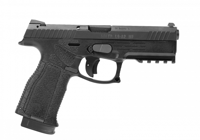 steyr arms steyr a2 mf pistol modular hand gun modular pistols 1