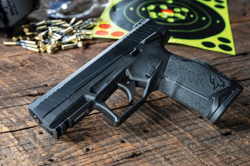 taurus usa striker fired 22lr tx22 pistol new taurus pistol in 22 striker fired  4.jpg