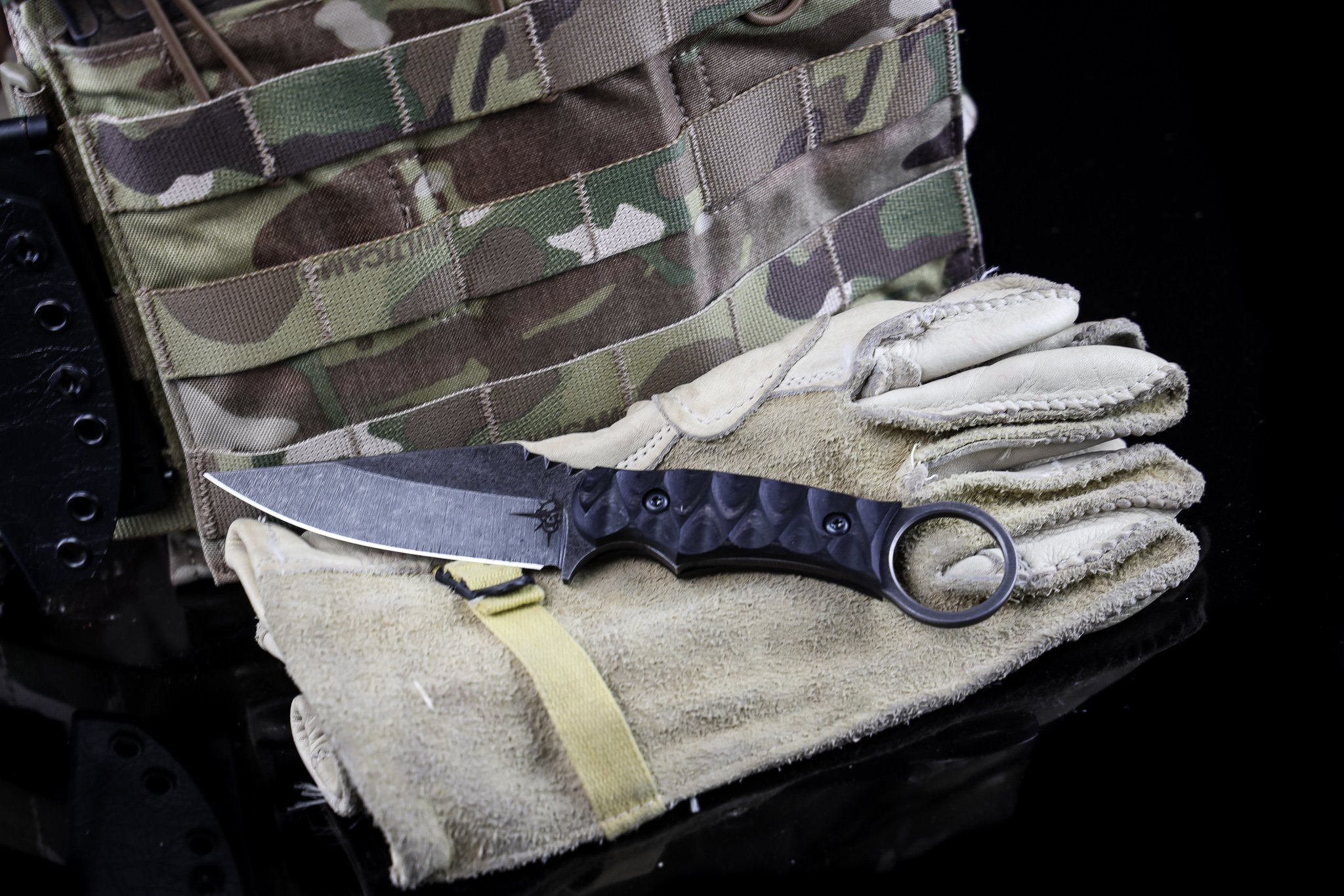 TOOR KNIVES ANNOUNCES THE VANDAL FIXED BLADE KNIFE!!