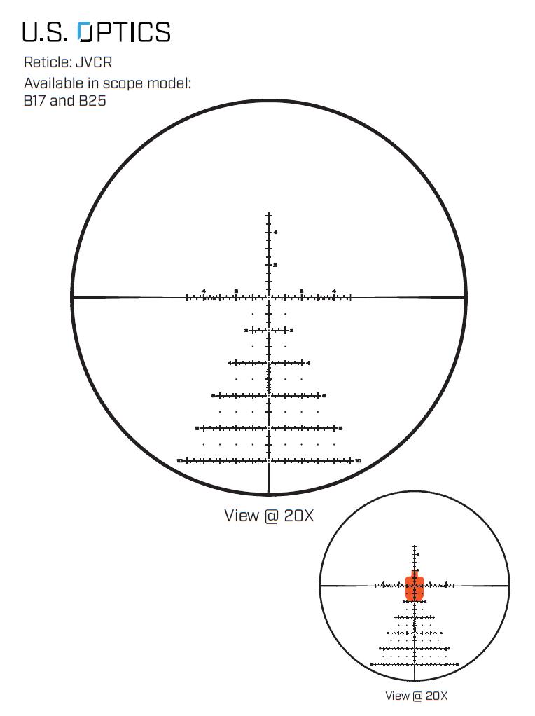 U.s. optics jvcr reticle competition long range scope optic reticle.png