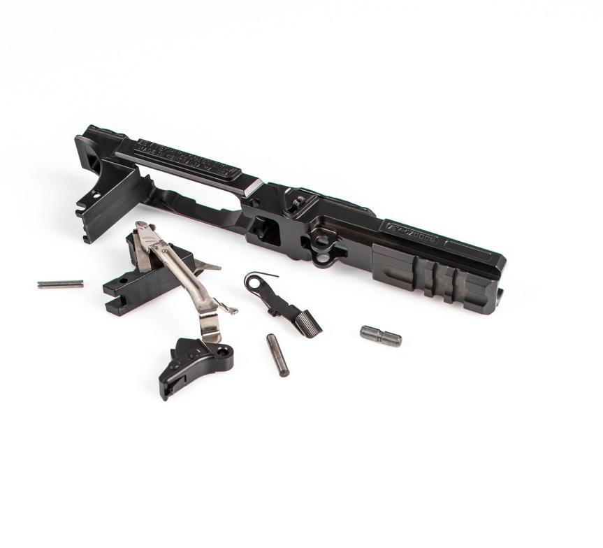 zev technologies o.z-9 pistol custom zev pistol glock modular gun glock grip frame system 3