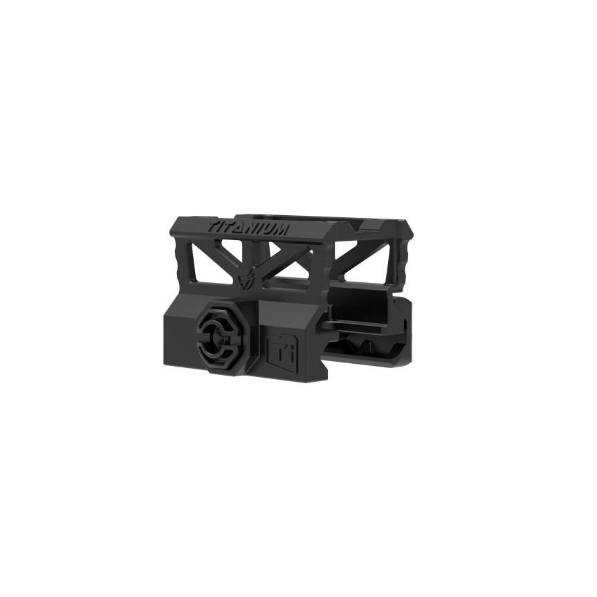 america defense mfg titanium mro mount titanium aimpoint mount for the ar15 platform titanium ar15 2