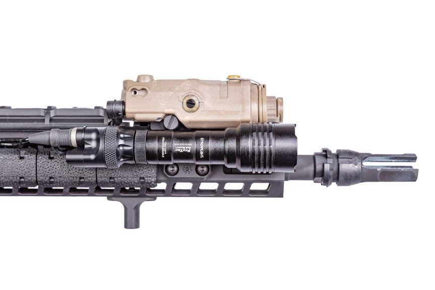 arisaka defense use surefire tailcap and switch with streamlight protact ar15 tactical protac light dbal lazer 1